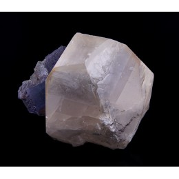 Calcite and Fluorite La Viesca M04211