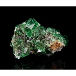 Fluorite with Galena Diana Maria Mine - Rogerley M04156