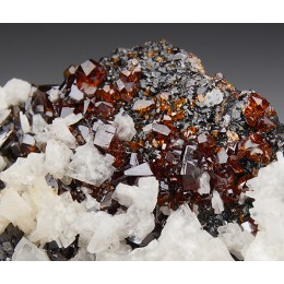 Sphalerite and Baryte Troya Mine M04134