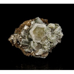 Apatite, Arsenopyrite and Tourmaline Panasqueira M04011