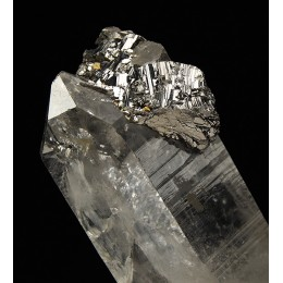 Arsenopyrite on Quartz Panasqueira M04008