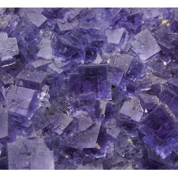 Fluorite and Calcite Yanci, Navarre M03976