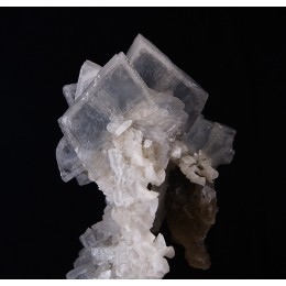 Baryte on Dolomite  Moscona Mine M03820