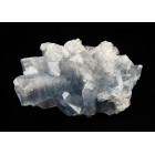 Blue Baryte - Moscona Mine M03726