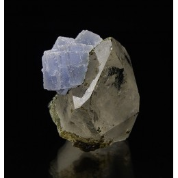 Quartz and Fluorite Panasqueira M03691