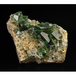 Fluorite and Galena Rogerley M03615