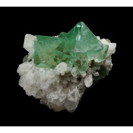 Fluorite Riemvasmaak - South Africa M03582