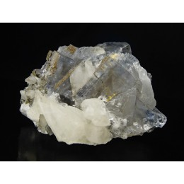 Fluorite and Calcite Emilio Mine - Asturias M03536