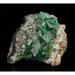 Fluorite Rogerley Mine - UK M03530