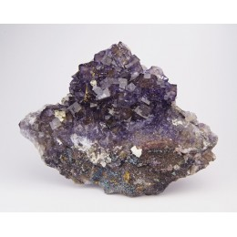 Purple Fluorite Moscona Mine M03515
