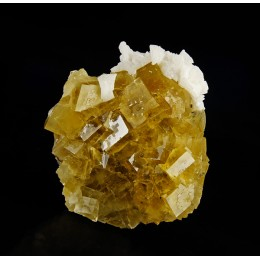 Fluorite and Dolomite - Moscona Mine M03398