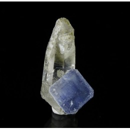 Fluorite and Quartz - Panasqueira M03408