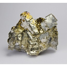 Arsenopyrite, Quartz and Pyrite Panasqueira M03246