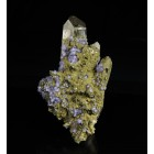 Fluorite and Quartz - Panasqueira M03146