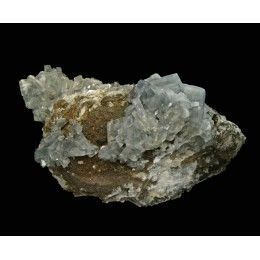 Blue Baryte Moscona M02607