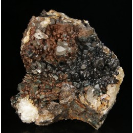 Goethite on Quartz Murcia M02551