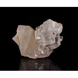 Fluorite & Calcite La Viesca Mine - Spain M02810