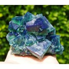 Fluorite Rogerley Mine - UK M02790