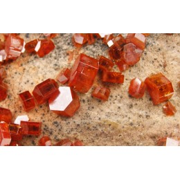Vanadinite Morocco M02713