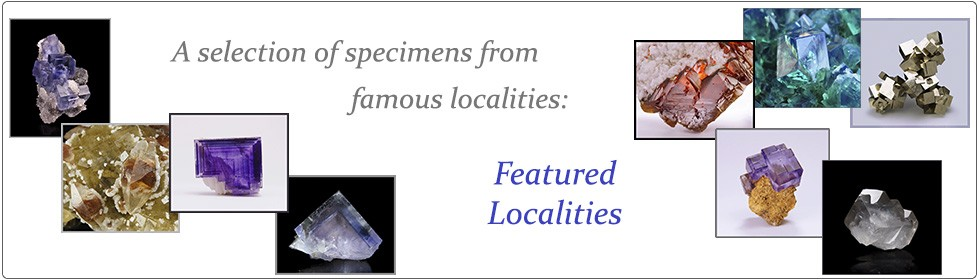 Featured Localities