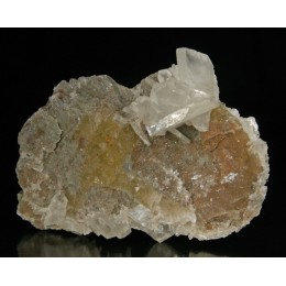 Baryte and fluorite M02325