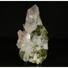 Quartz and epidote M01089